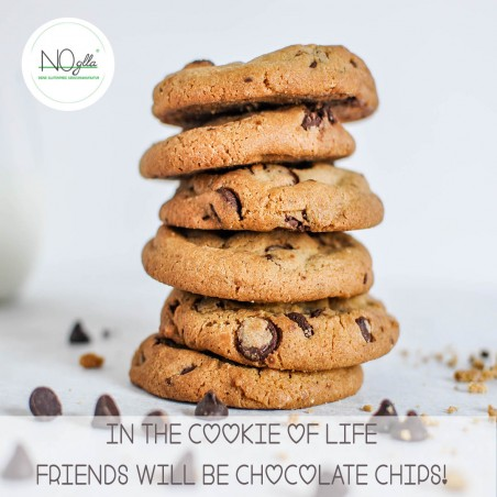 choc chip cookie 200g